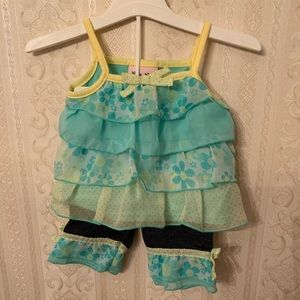 Little Lass Matching Sets - Infant Girl Outfit